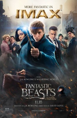 مشاهدة فيلم Fantastic Beasts and Where to Find Them كامل