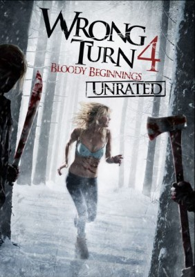 فيلم Wrong Turn 4 Bloody Beginnings كامل HD