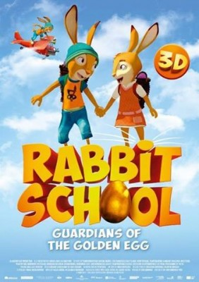 مشاهدة فيلم Rabbit School Guardians of the Gold 2017 مترجم