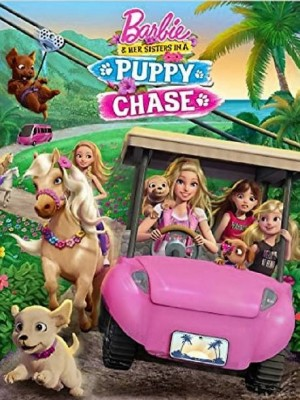 فيلم Barbie And Her Sisters in a Puppy Chase 2016