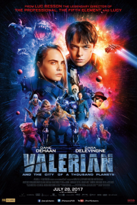مشاهدة فيلم Valerian and the City of a Thousand Planets 2017 مترجم