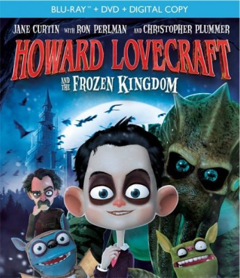 فيلم Howard Lovecraft and the Frozen King كامل