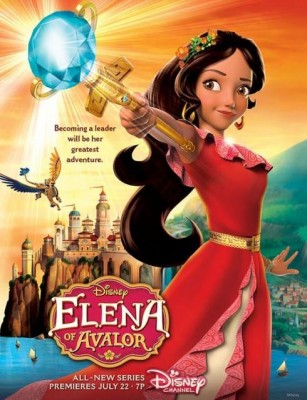 مشاهدة فيلم Elena and the Secret of Avalor كامل