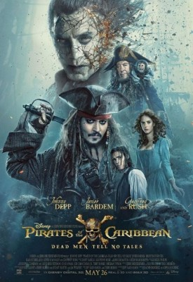 مشاهدة فيلم Pirates of the Caribbean Dead Men Tell No Tales 2017 مترجم BLURAY