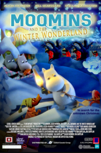 مشاهدة فيلم Moomins and the Winter Wonderland 2017 مترجم