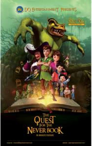 مشاهدة فيلم Peter Pan The Quest for the Never Book 2018 مترجم
