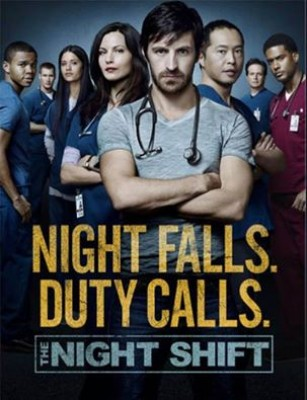 مسلسل The Night Shift