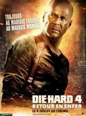 فيلم Live Free or Die Hard كامل مترجم