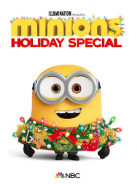 فيلم Minions Holiday Special 2020 مترجم