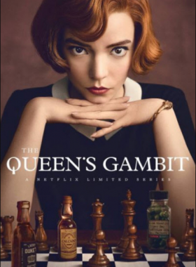 مسلسل The Queens Gambit مترجم