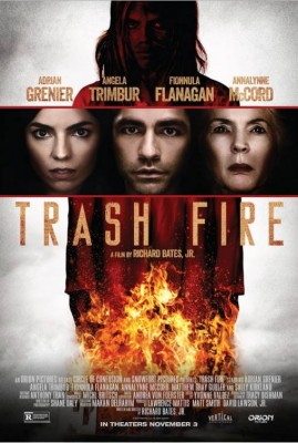 فيلم Trash Fire 2016 مترجم كامل