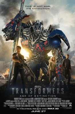 فيلم Transformers Age of Extinction كامل مترجم