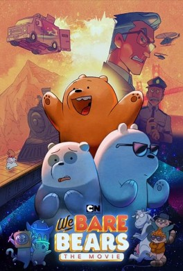 فيلم We Bare Bears The Movie 2020 مترجم