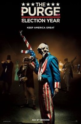 فيلم The Purge 3 Election Year مترجم كامل