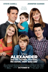 مشاهدة فيلم Alexander and the Terrible Horrible No Good Very Bad Day 2014 مترجم