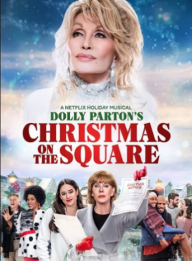 فيلم Christmas on the Square 2020 مترجم