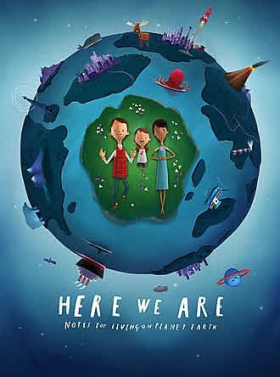 فيلم Here We Are Notes for Living on Planet Earth 2020 مترجم