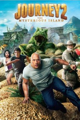 فيلم Journey 2 The Mysterious Island كامل