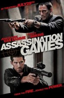 فيلم Assassination Games 2011 كامل