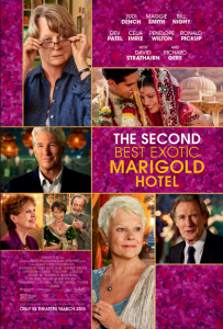 مشاهدة فيلم The Second Best Exotic Marigold Hotel 2015 مترجم
