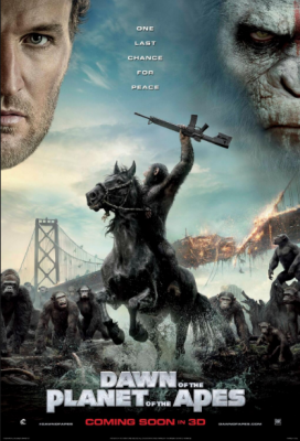 فيلم Dawn of the Planet of the Apes كامل