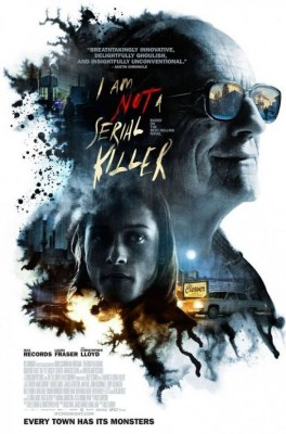 فيلم I Am Not a Serial Killer 2016 كامل