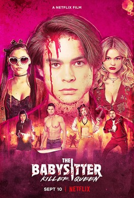 فيلم The Babysitter Killer Queen 2020 مترجم