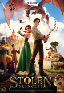 مشاهدة فيلم Stolen princess Ruslan and Ludmila 2018 مترجم