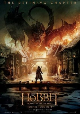 فيلم The Hobbit The Battle of the Five Armies كامل مترجم