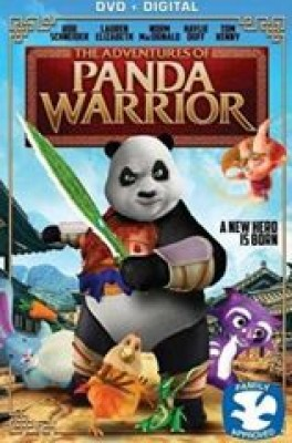فيلم The Adventures of Panda Warrior مترجم