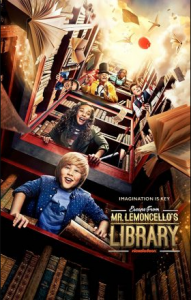 مشاهدة فيلم Escape from Mr Lemoncello s Library 2017 مترجم