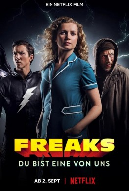 فيلم Freaks Youre One of Us 2020 مترجم