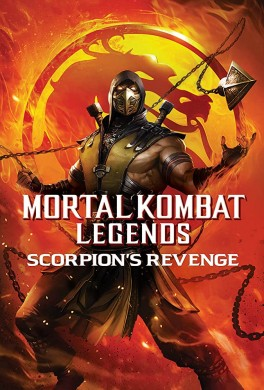 فيلم Mortal Kombat Legends Scorpions Revenge 2020 مترجم