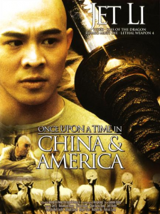 مشاهدة فيلم Once Upon a Time in China and America 1997 مترجم