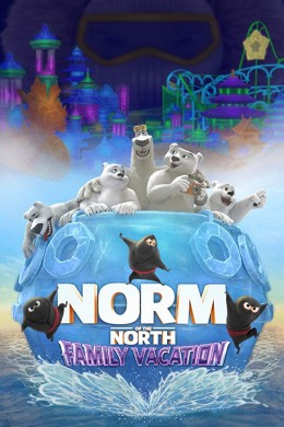 مشاهدة فيلم Norm of the North Family Vacation 2020 مترجم