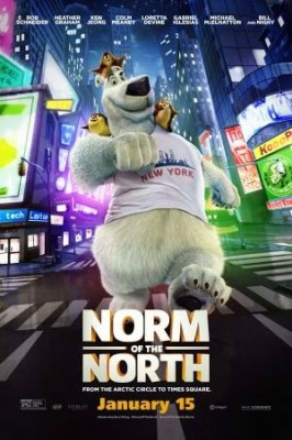 فيلم Norm of the North مترجم كامل