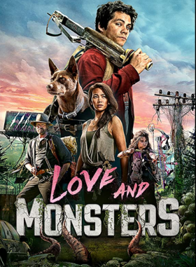فيلم Love and Monsters مترجم