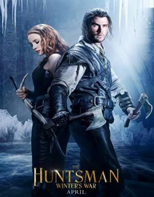 فيلم The Huntsman Winters War 2016 كامل HD