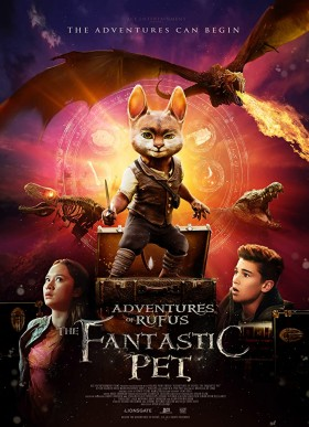 فيلم Adventures of Rufus The Fantastic Pet 2020 مترجم