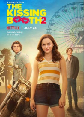 فيلم The Kissing Booth 2 2020 مترجم