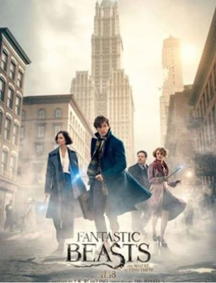 فيلم Fantastic Beasts and Where to Find Them 2016 مترجم