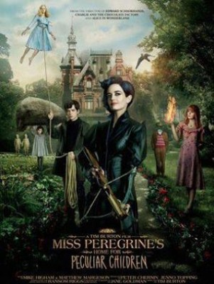 مشاهدة فيلم Miss Peregrines Home For Peculiar Children كامل
