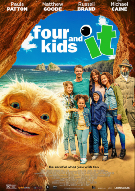 فيلم Four Kids and It 2020 مترجم