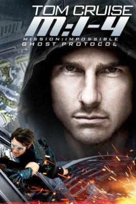 مشاهدة فيلم Mission Impossible 4 Ghost Protocol كامل
