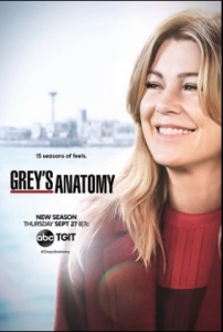 مسلسل Greys Anatomy الموسم 15