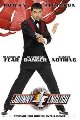 فيلم Johnny English 2003 كامل