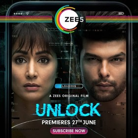 فيلم Unlock the Haunted App 2020 مترجم