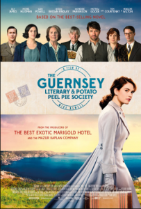 مشاهدة فيلم The Guernsey Literary and Potato Peel Pie Society 2018 مترجم