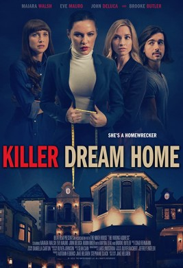 فيلم Killer Dream Home 2020 مترجم
