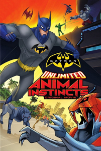 مشاهدة فيلم Batman Unlimited Animal Instincts 2015 مترجم